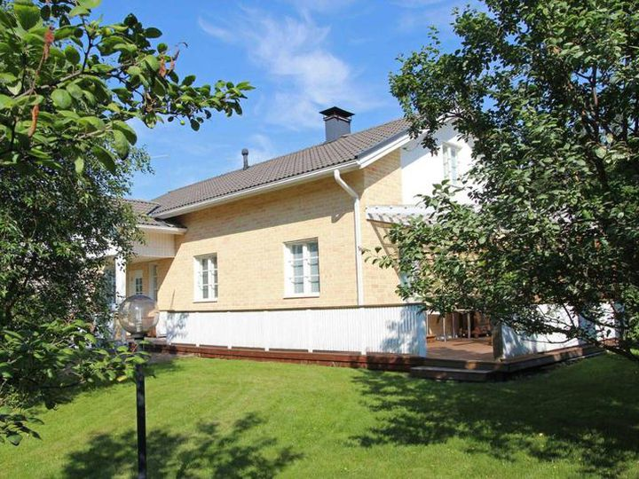 Detached house in city Tampere
