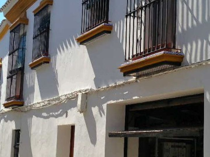 Detached house in city Carmona