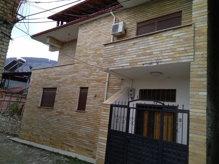 Villa in city Berat