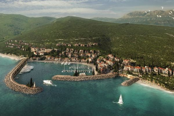 In a year and half Luštica Bay resort attracted €48 million investments
