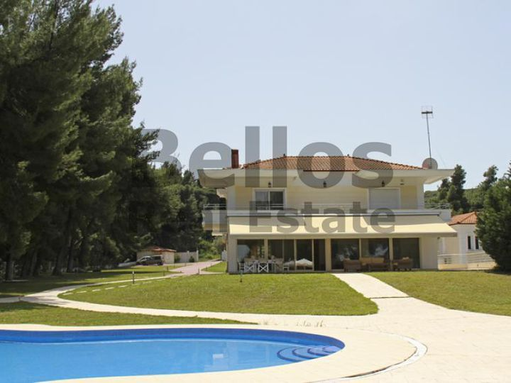 Villa in city Kallithéa (Kassandra)