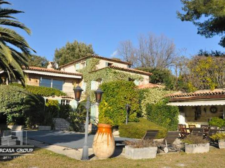 Villa in city Saint-Paul-de-Vence