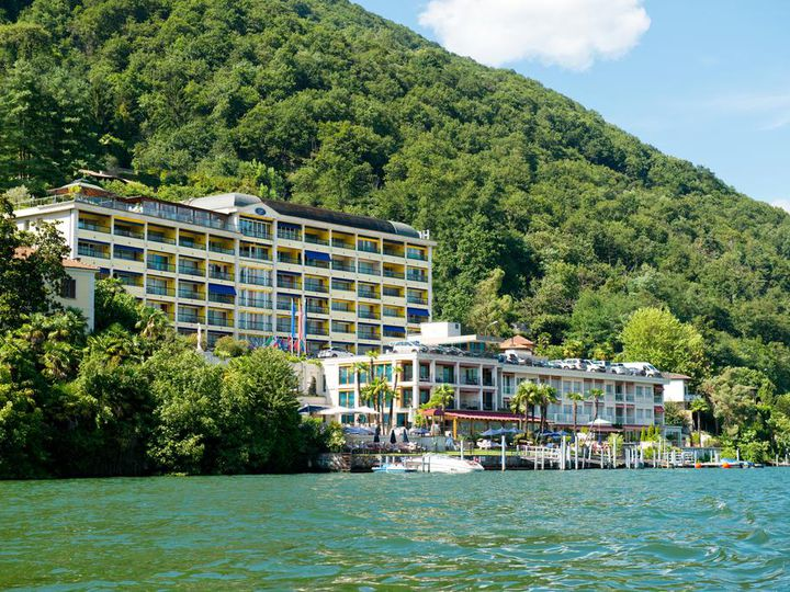 Hotel in city Lugano