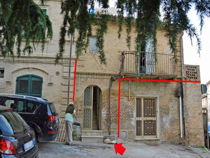 Townhouse in city Casalbordino
