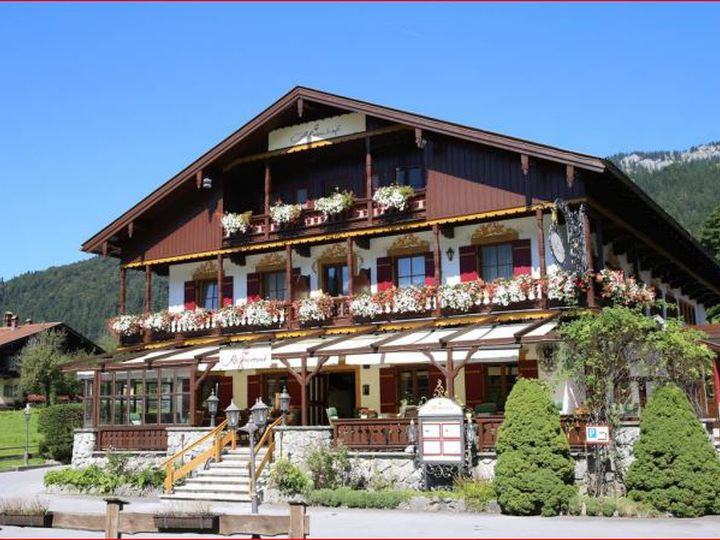 Hotel in city Bayrischzell