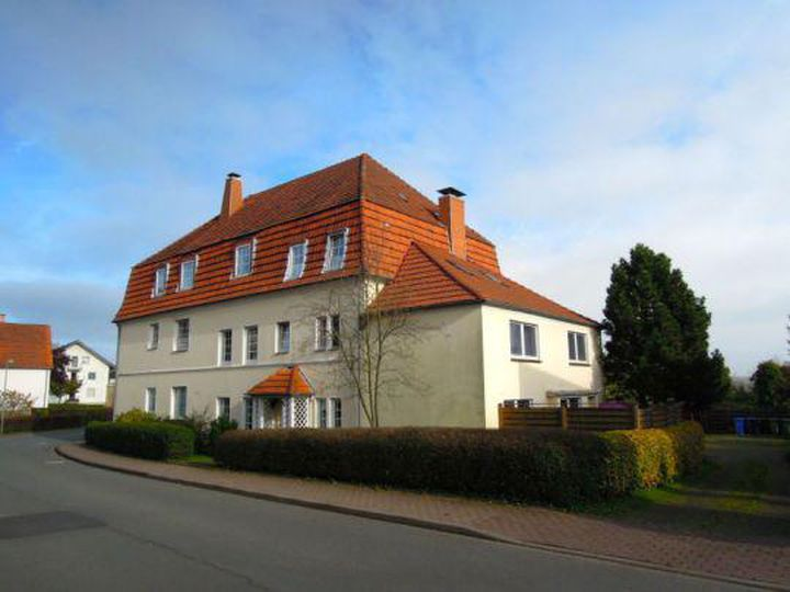 Apartment house in city Bad Driburg
