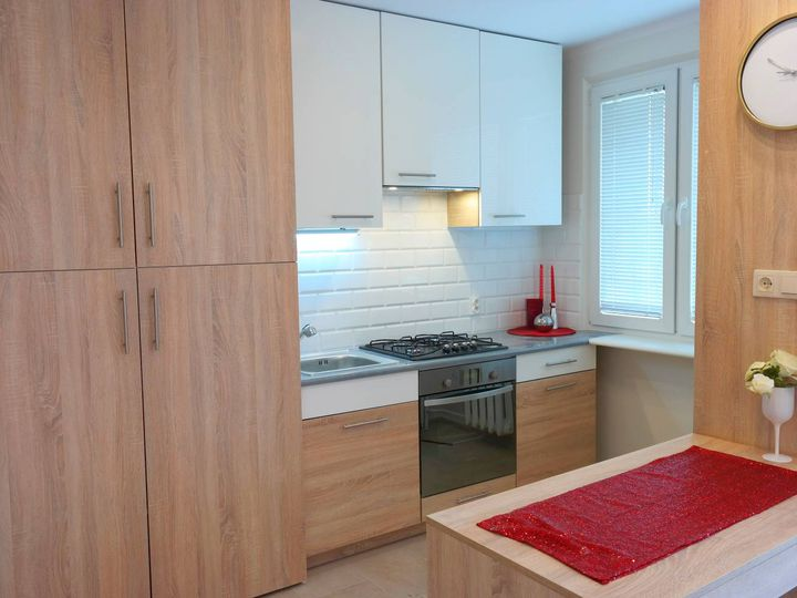 Apartment in city Lublin