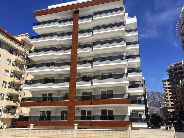 Penthouse in city Alanya