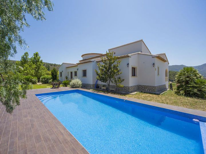 Villa in city Lliber