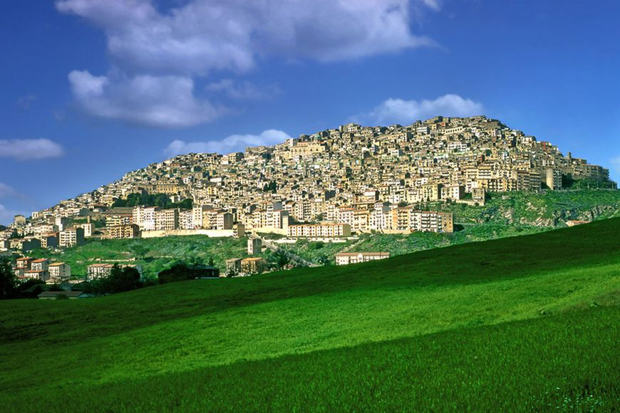 Fair and square. Authorities are selling houses in Sicily for €1