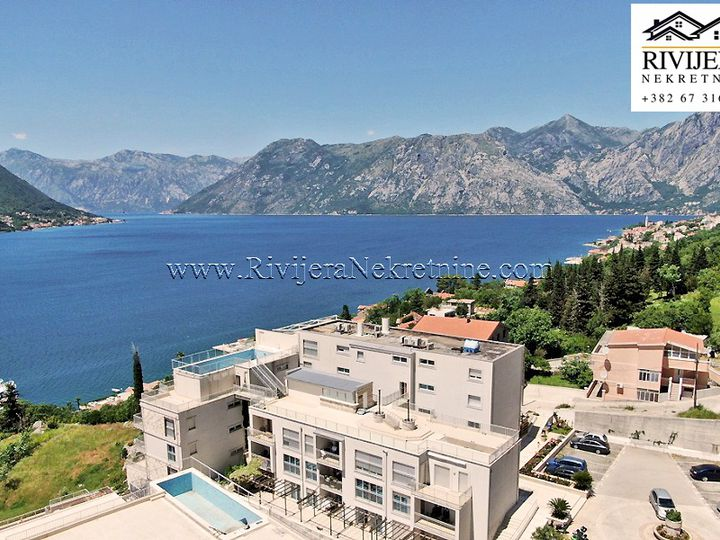 Apartment in city Kotor
