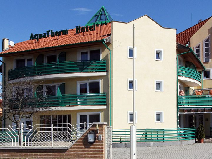 Hotel in city Zalakaros
