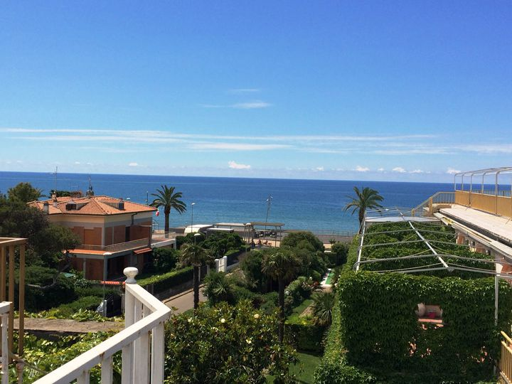 Apartment in city Santa Severa