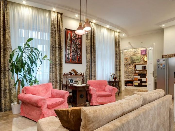 Apartment in city Budapest