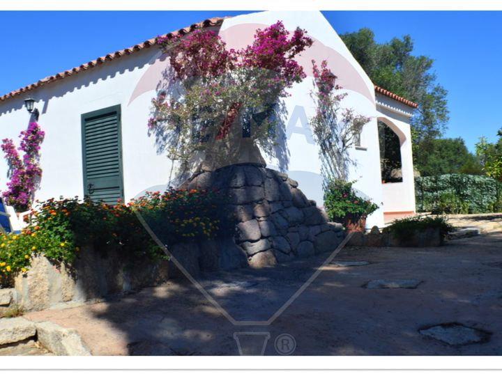 Detached house in city Arzachena