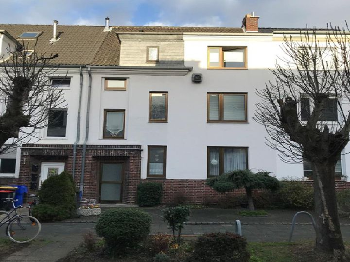 Apartment house in city Krefeld