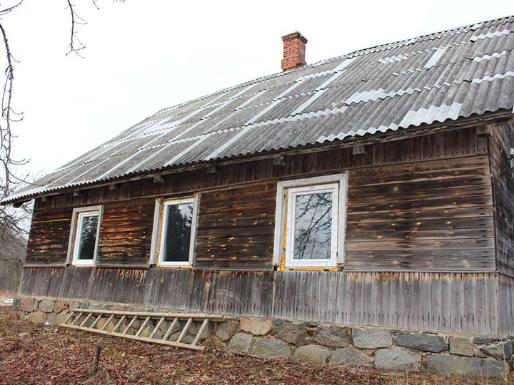 House in city Gulbene