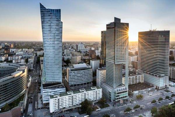 In Poland in June 2016 has began construction of 9209 apartments
