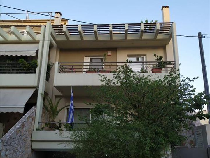 Townhouse in city Athens