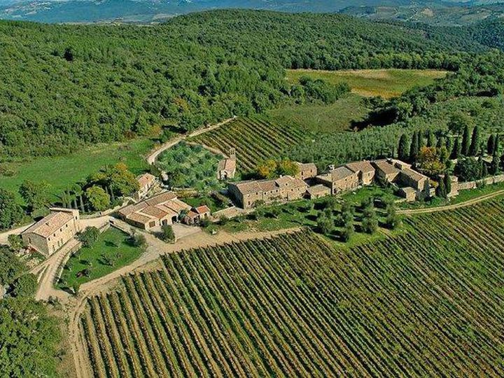 Farm in city Montalcino