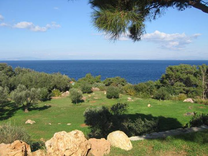Land in city Samos