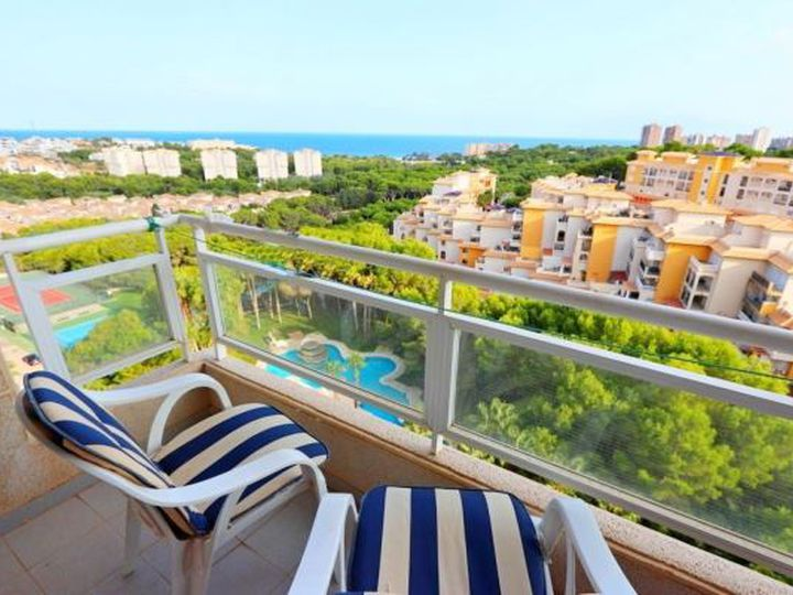 Apartment in city Dehesa de Campoamor