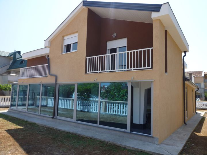 House in city Podgorica (Titograd)