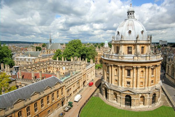 The best universities in Europe are in England