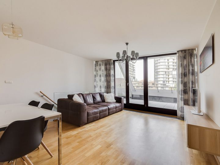 Apartment in district Prague 3 in city Prague