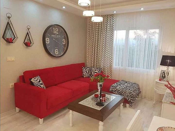 Apartment in city Mersin