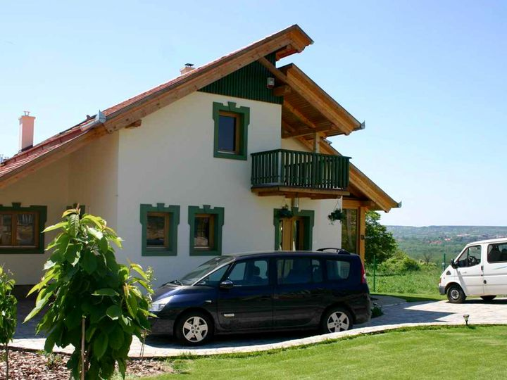 Detached house in city Cserszegtomaj