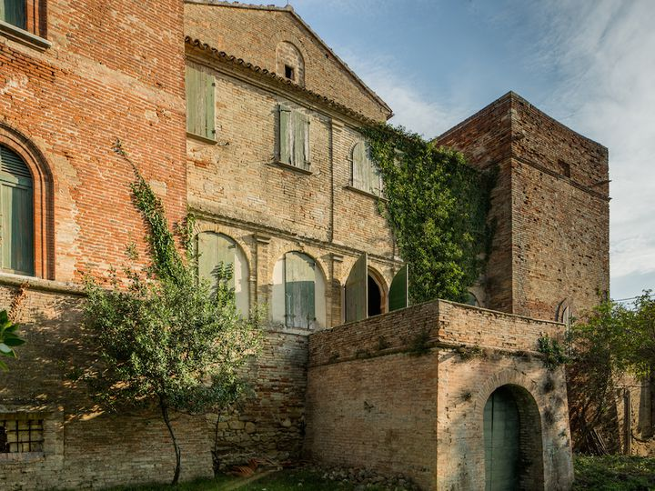 House in region Marche