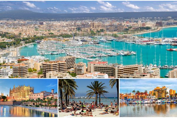 Palma de Mallorca is the best city to live in 2015
