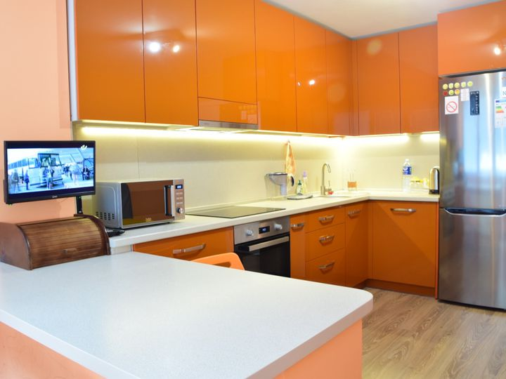 Apartment in city Visaginas
