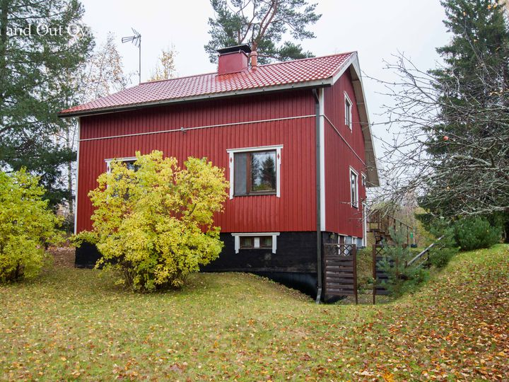 Detached house in city Rautjarvi