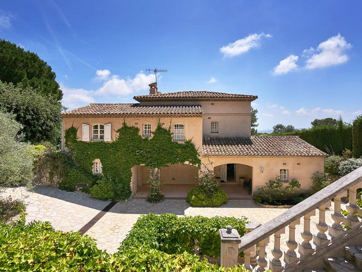 House in city Saint-Paul-de-Vence