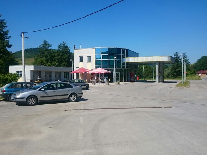 Service sector in city Velika Kladusa