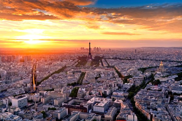 Parisian luxury property is attractive to foreigners