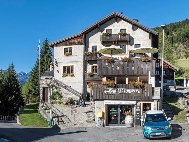 Hotel in city Bellinzona