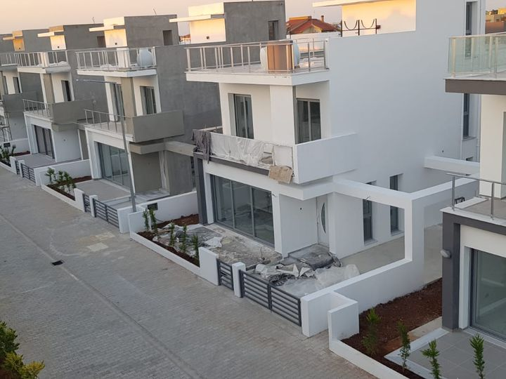 Villa in city Famagusta (Gazi Magusa)