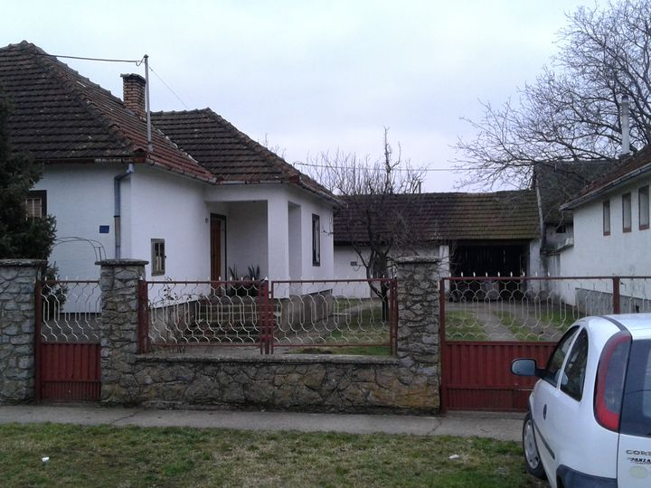 Detached house in city Sombor
