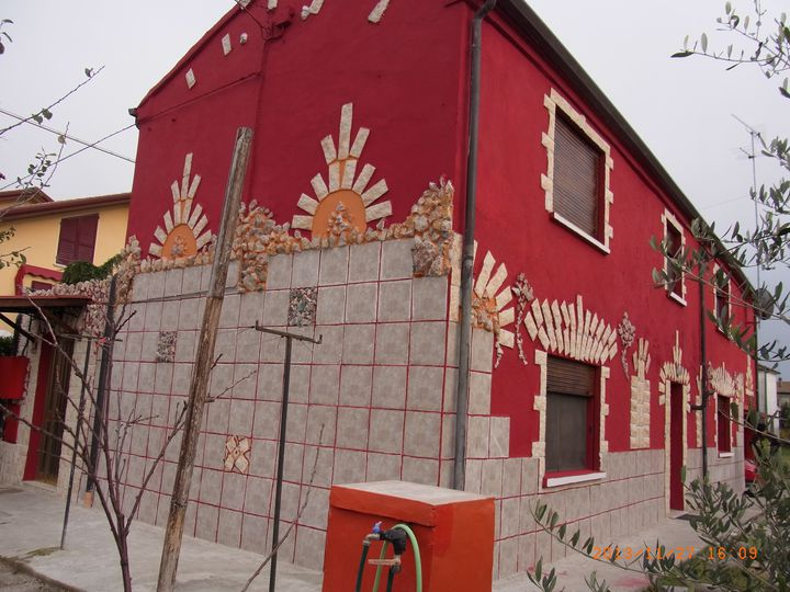 Detached house in city Rovigo