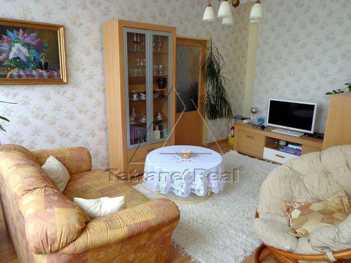 Apartment in city Poprad
