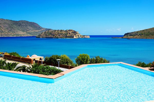 Renting a villa in Greece is more expensive than buying an apartment