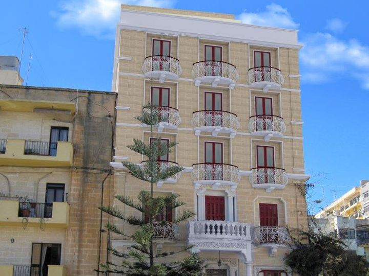 Apartment in city Gzira
