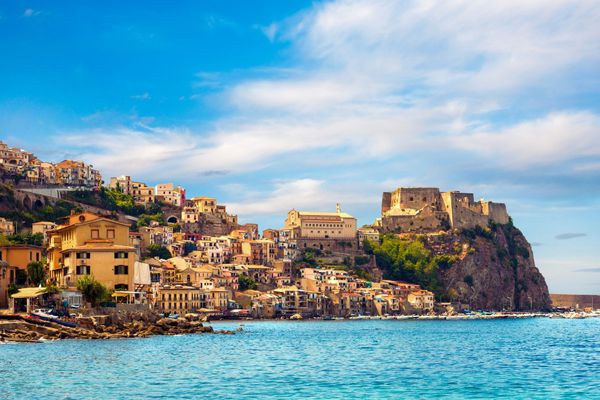 Calabria is an untouched and quiet region in southern Italy
