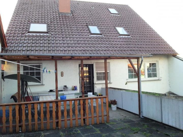 Detached house in city Oberderdingen