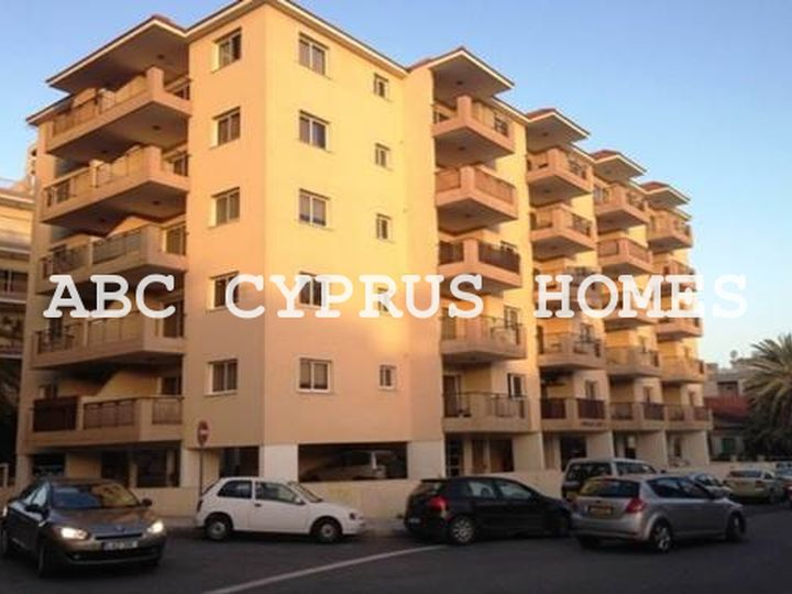 Apartment house in city Limassol