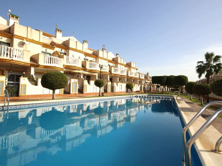 Townhouse in city Cabo Roig