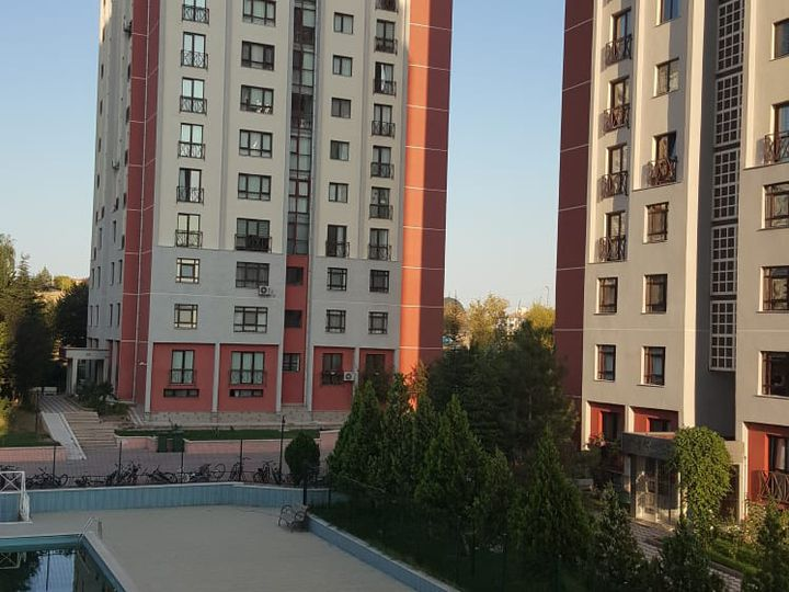Apartment in city Ankara